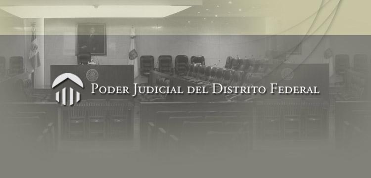 Sistema de indicadores en materia de derechos humanos del Tribunal Superior de Justicia del Distrito Federal